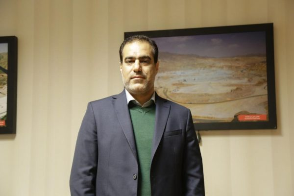 مدیر امور فروش و بازاریابی شرکت مس
